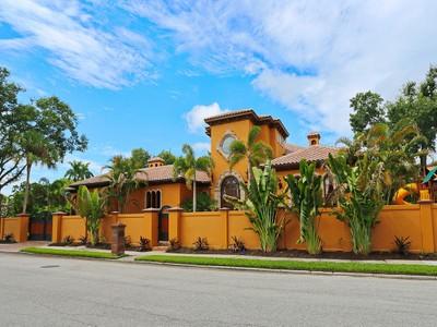 Maison unifamiliale for sales at AVONDALE 1924  Lincoln Dr  Sarasota, Florida 34236 États-Unis