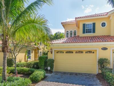 Condo / Townhome / Villa for sales at 9022 Cascada Way 201  Naples, Florida 34114 United States