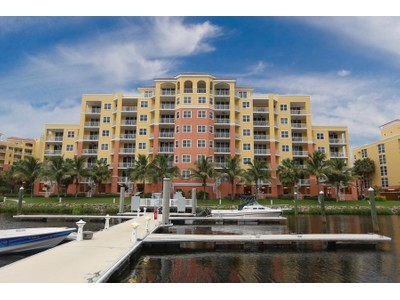 Condominio for sales at LAGUNA AT RIVIERA DUNES 610  Riviera Dunes Way 108  Palmetto, Florida 34221 Stati Uniti