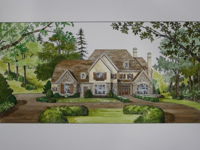 Single Family Home for sales at Langley Forest/ Parkview Hills 6707 Wemberly Way McLean, Virginia 22101 United States