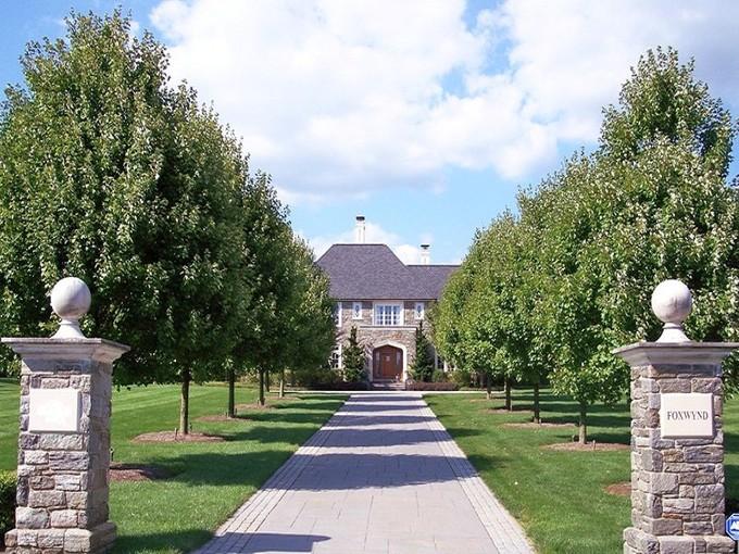Villa for sales at Foxwynd 103 Ironstone Lane Kennett Square, Pensilvania 19348 Stati Uniti