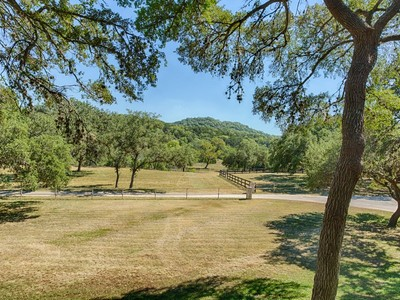 Single Family Home for sales at Gorgeous Horse Property Minutes From San Antonio 10330 Huntress Ln  San Antonio, Texas 78255 United States
