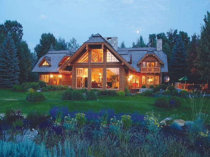 Maison unifamiliale for sales at Live in Your Own Private, 84-acre Wildlife Sanctuary 30 & 32 Osprey Lane  Mid Valley, Hailey, Idaho 83333 États-Unis