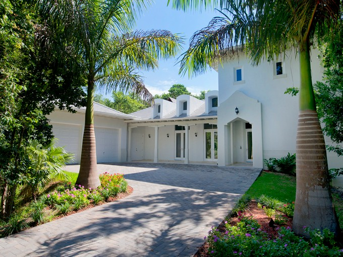 Einfamilienhaus for sales at New Construction Golf Course Home at Ocean Reef 44 South Bridge Lane  Key Largo, Florida 33037 Vereinigte Staaten