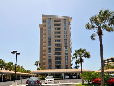 Condominium for sales at LIDO BEACH CLUB 1212  Benjamin Franklin Dr 1206 Sarasota, Florida 34236 United States