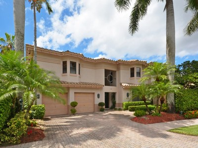 Casa Unifamiliar for sales at 17181 Royal Cove Way , Boca Raton, FL 33496 17181  Royal Cove Way Boca Raton, Florida 33496 Estados Unidos