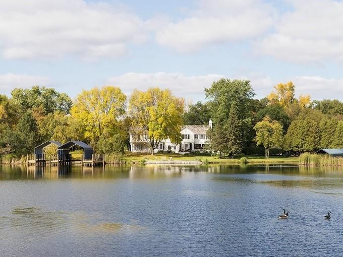 Single Family Home for sales at 2765 Maplwood Circle E 2765  Maplewood Cir  E   Woodland, Minnesota 55391 United States