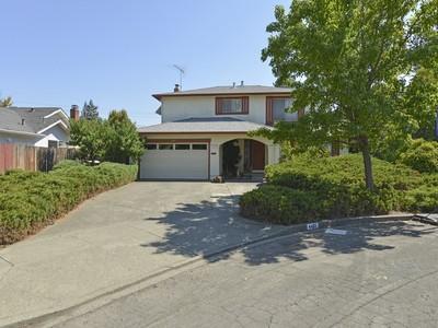 Maison unifamiliale for sales at 4405 Rockwood Ave, Napa, CA 94558 4405  Rockwood Ave Napa, Californie 94558 États-Unis