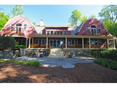 一戸建て for sales at Beautiful Lake Sunapee Home 206 Bowles Road  Newbury, ニューハンプシャー 03255 アメリカ合衆国