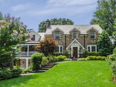 Single Family Home for sales at Colonial 51 Hawthorne Pl  Manhasset, New York 11030 United States