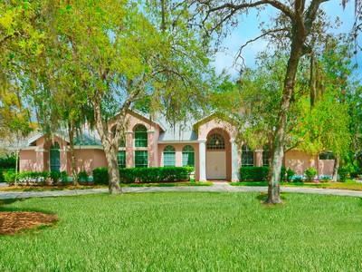 Maison unifamiliale for sales at WOODSLANDS AT BENT TREE 7415  Weeping Willow Dr Sarasota, Florida 34241 États-Unis