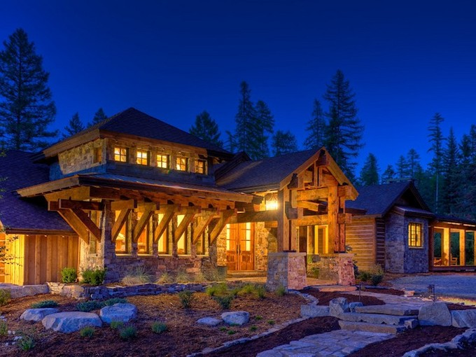 Otras residenciales for sales at Turnstone Ranch 1263 Spencer Ridge Road Whitefish, Montana 59937 Estados Unidos