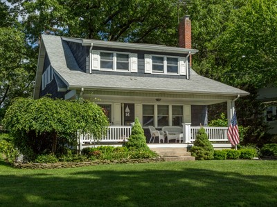Single Family Home for sales at Cape 84 Willow Ave Huntington, New York 11743 United States