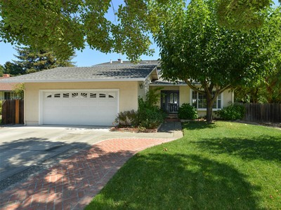 Maison unifamiliale for sales at 4312 Malaga Ct, Napa, CA 94558 4312  Malaga Ct  Napa, Californie 94558 États-Unis