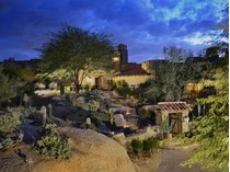 Single Family Home for sales at Grand Elegant Estate in World Renowned Estancia 27950 N 103rd Place   Scottsdale, Arizona 85262 United States