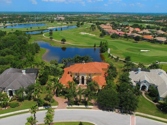 Single Family Home for sales at LAKEWOOD RANCH 7045  Portmarnock Pl Lakewood Ranch, Florida 34202 United States