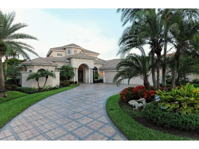Single Family Home for sales at WATERLEFE GOLF & RIVER CLUB 10416  Riverbank Terr Bradenton, Florida 34212 United States