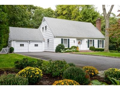 Single Family Home for sales at Cape 39 Edcris Ln  Huntington, New York 11743 United States
