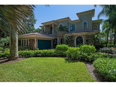 Single Family Home for sales at GREY OAKS - ESTATES 1724  Venezia Way  Naples, Florida 34105 United States