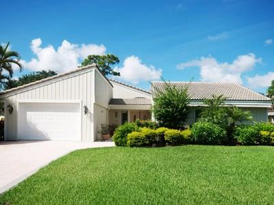 獨棟家庭住宅 for sales at 7037 Woodbridge Cir , Boca Raton, FL 33434 7037  Woodbridge Cir Boca Raton, 佛羅里達州 33434 美國