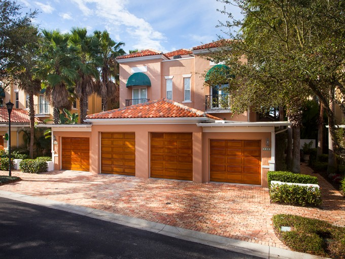 Townhouse for sales at ST TROPEZ AT HARBOUR ISLAND 1111  Abbeys Way   Tampa, Florida 33602 United States