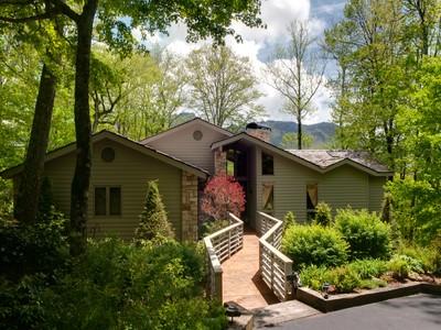 独户住宅 for sales at LINVILLE RIDGE 1001  Vista Way 10 Linville, 北卡罗来纳州 28646 美国