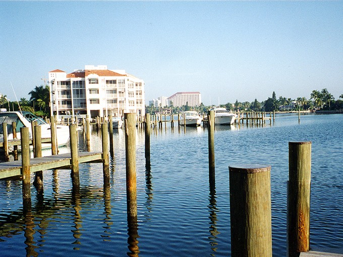 Anderer Wohnungstyp for sales at PARK SHORE - VENETIAN BAY YACHT CLUB 4090  Gulf Shore Blvd  N Naples, Florida 34103 Vereinigte Staaten