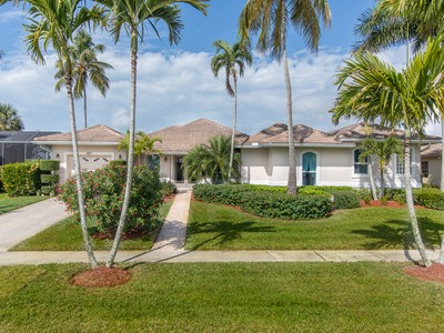 Single Family Home for sales at MARCO ISLAND 487  Pepperwood Ct Marco Island, Florida 34145 United States