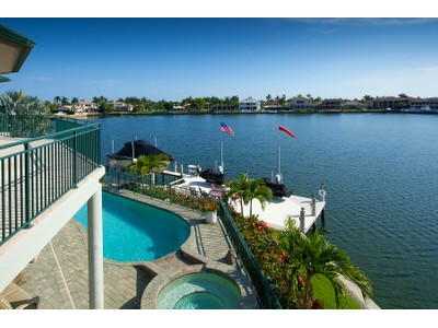 Single Family for sales at 940 Tulip Ct  Marco Island, Florida 34145 United States