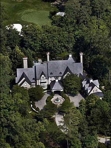 Single Family Home for sales at Stonehaven Manor 3025 Wellington Road Alpharetta, Georgia 30022 United States