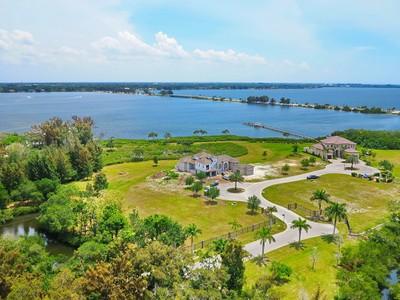 土地,用地 for sales at PALMA SOLA POINTE 9828  2nd Terr  NW 1 Bradenton, 佛罗里达州 34209 美国