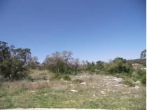 Terreno for sales at Beautiful Lot with Amazing Views 8815 Terra Cliff  Terra Mont, San Antonio, Texas 78255 Estados Unidos