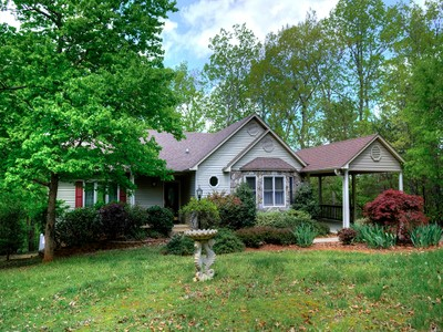 Single Family Home for sales at CAROLINA FOREST 229  Overlook Dr Troy, North Carolina 27371 United States