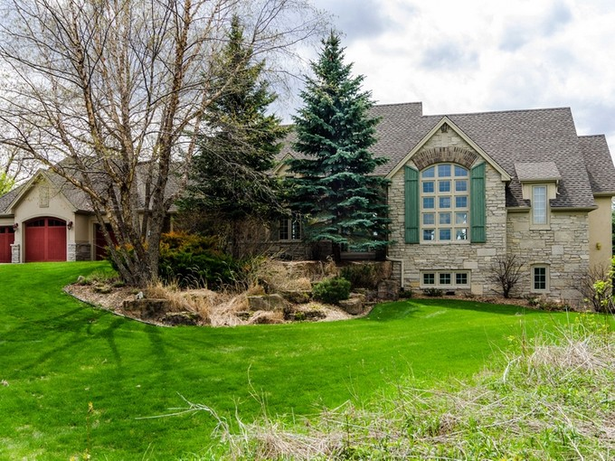 Single Family Home for sales at N4455 1130th St , Oak Grove Twp, WI 54021 N4455  1130th St Prescott, Wisconsin 54021 United States