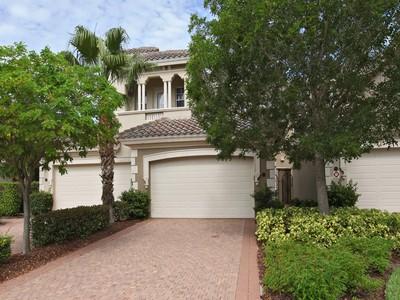 共管式独立产权公寓 for sales at FIDDLER'S CREEK - VARENNA 9225  Museo Cir 201 Naples, 佛罗里达州 34114 美国