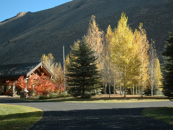 Single Family Home for sales at Gimlet 303 Wall Street Ketchum, Idaho 83340 United States