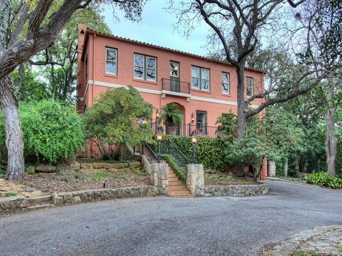 Single Family Home for sales at True Historic Treasure in Olmos Park 115 Devine Rd San Antonio, Texas 78212 United States