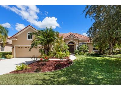 Single Family Home for sales at RIVER CLUB 7513  Harrington Ln  Bradenton, Florida 34202 United States