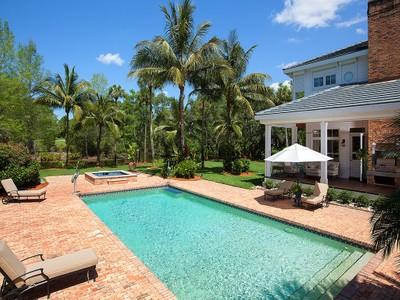 独户住宅 for sales at GREY OAKS -ESTATES AT GREY OAKS 2823  Thistle Way Naples, 佛罗里达州 34105 美国