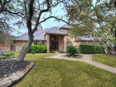 Single Family Home for sales at Exquisite Home With Fantastic Landscaping 3139 Iron Stone Ln San Antonio, Texas 78230 United States