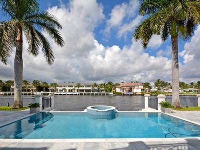 一戸建て for sales at 2687 Spanish River Rd , Boca Raton, FL 33432 2687  Spanish River Rd  Boca Raton, フロリダ 33432 アメリカ合衆国