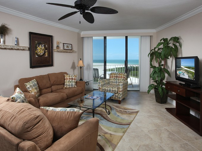 Condominium for sales at MARCO ISLAND - SOUTH SEAS TOWER IV 440  Seaview Ct 704  Marco Island, Florida 34145 United States