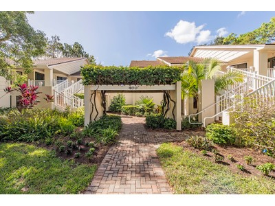 Condominium for sales at COURTSIDE COMMONS 403  Courtside Dr   Naples, Florida 34105 United States