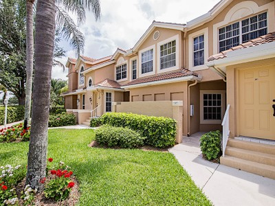 Condominium for sales at WORTHINGTON 13000  Amberley Ct 103   Bonita Springs, Florida 34135 United States
