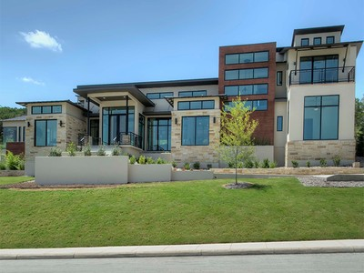 Single Family Home for sales at Stylish Masterpiece in Cresta Bella Enclave 7150 Bella Garden   San Antonio, Texas 78256 United States