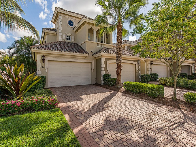Condominium for sales at FIDDLER'S CREEK - VARENNA 9224  Campanile Cir 101 Naples, Florida 34114 United States