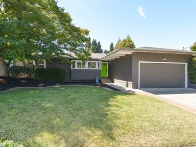 Maison unifamiliale for sales at 1019 Woodlawn Dr, Napa, CA 94558 1019  Woodlawn Dr  Napa, Californie 94558 États-Unis