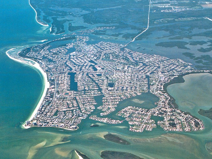 Land for sales at MARCO ISLAND 680  Inlet Dr Marco Island, Florida 34145 United States