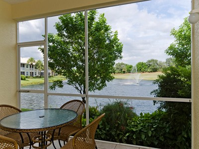 Condo / Townhome / Villa for rentals at 2365 Harmony Ln 104  Naples, Florida 34109 United States