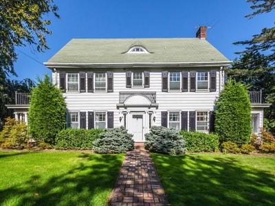 獨棟家庭住宅 for sales at Colonial 245 Arleigh Rd  Douglaston, 紐約州 11363 美國